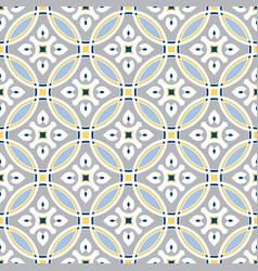 colorful tile vector image