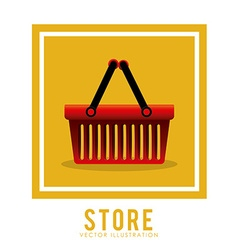 Store design vector image