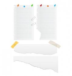 paper vector image