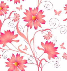 elegance seamless vector image vector image