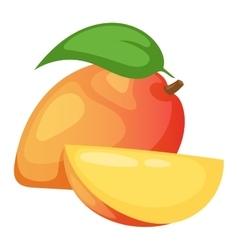 Mango fruit vector image