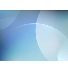 Abstract light blue background EPS10 vector image