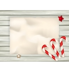 Candy cane background eps 10 vector