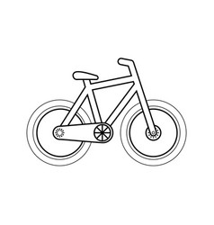 Isolated bicycle transport vector