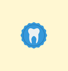 flat icon stamp element of vector image