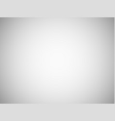 Blank light grey blurred background with radial vector
