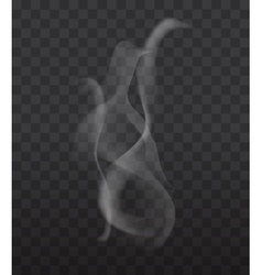 New smoke sign vector image