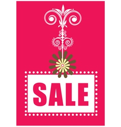 Retail sale sign vector