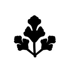 Parsley icon vector