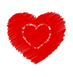 Crayon valentine 16 000 vector