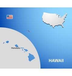 Hawaii vector
