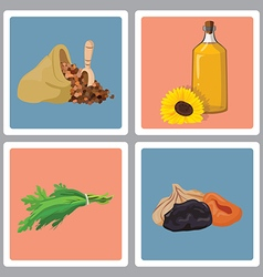 good products 4 vector image vector image