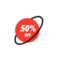 Banner sale graphic design template vector