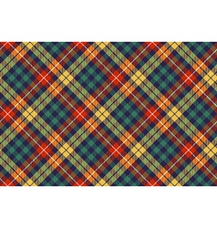 Colors check plaid seamless background vector