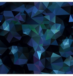Crystals frozen background Design template vector image