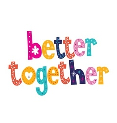 Better together text vector
