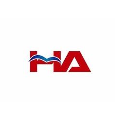KG letter logo vector image