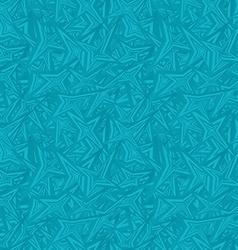 Cyan seamless pattern background vector