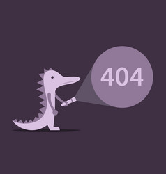 Lizard torch 404 error vector