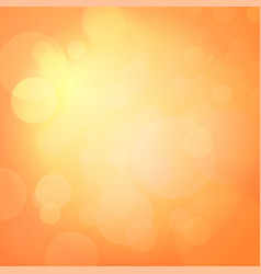 Golden backdrop pattern for greeting card vector