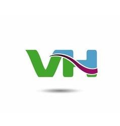 VH logo vector