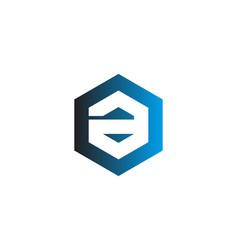 letter a monogram logo design inspiration vector image