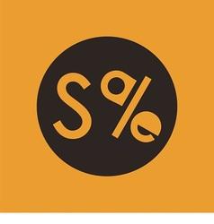 Sale design template vector image