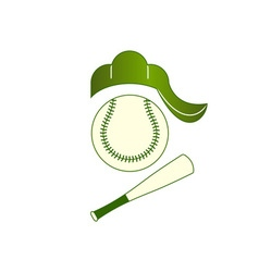 Baseball-Set-380x400 vector image