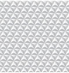 Subtle minimalistic geometrical mosaic design vector image
