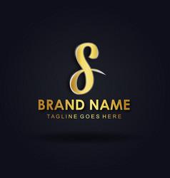 Amazing alphabet logo designs vector