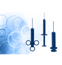 injections vector image