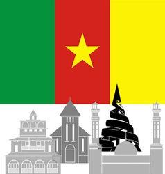 Cameroon vector