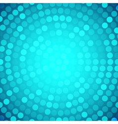 Abstract Circular Blue Background for your design vector image