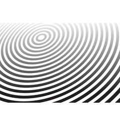 Abstract circular background vector