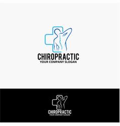 Chiropractic vector