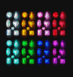 Firefly seamless pattern vector