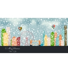 Abstract Christmas and New Year with Fabulous vector