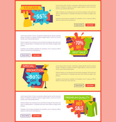 Exclusive 55 off best sale 70 special promotion vector