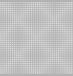 halftone background seamless pattern vector image