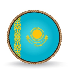 Kazakhstan Seal vector image