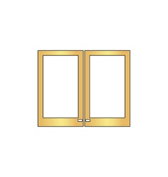 Window computer symbol vector