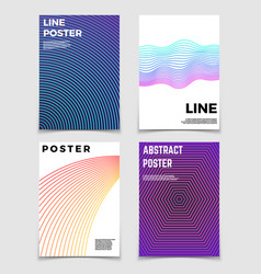 simple minimal geometric backgrounds with vector image