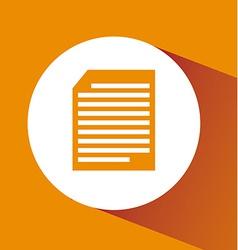 document design vector image