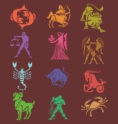 horoscope digital clipart vector image