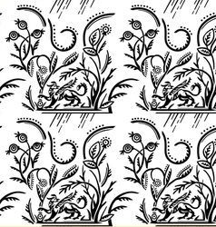 Pattern with griffin vector