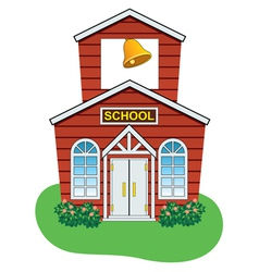 School house vector