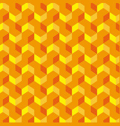 orange abstract background icon vector image