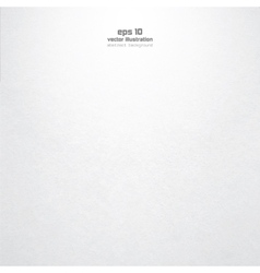 Texture of white paper vector image vector image