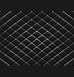 black metal pattern texture background vector image