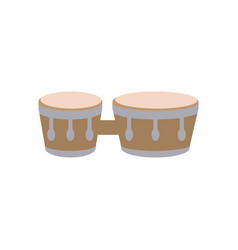 timpani drum graphic design template isolated vector image